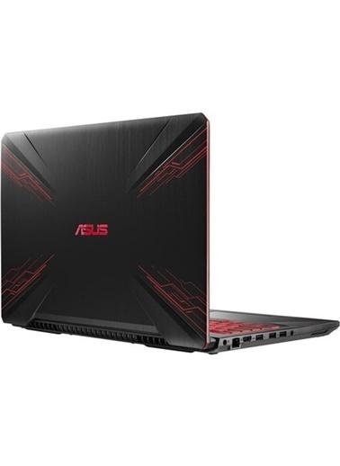 Asus ROG FX504GD-78250 Intel Core i7 8750H 8GB 1TB + 256GB SSD 4GB GTX1050 Freedos 15.6'' FHD Taşınabilir Bilgisayar Renkli